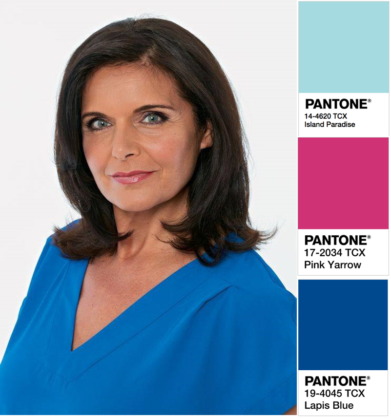 Clear Pantone's Spring 2017